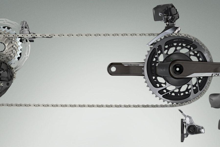 SRAM convertitore gear